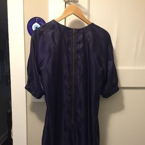 Stella McCartney Purple Designer Dress size 44 EUC